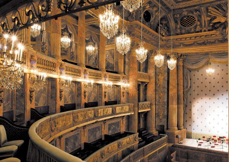 L'Orchestre de l'Opéra Royal