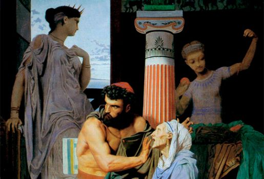 Monteverdi : Le Retour d'Ulysse dans sa patrie