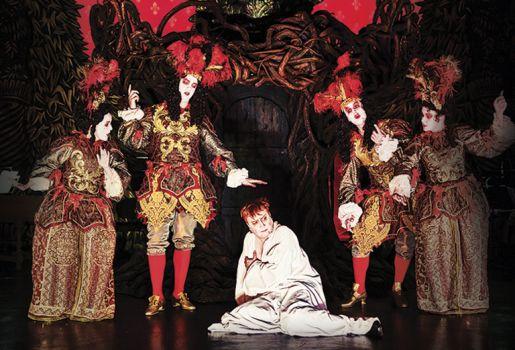 Molière/Lully : George Dandin