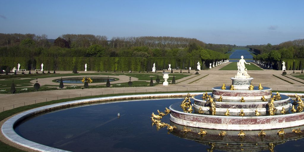 Les Jardins Musicaux Chateau De Versailles Spectacles