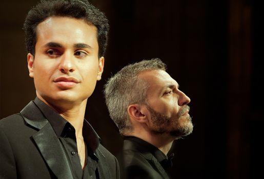 Pergolèse / Vivaldi : Stabat Mater pour deux castrats