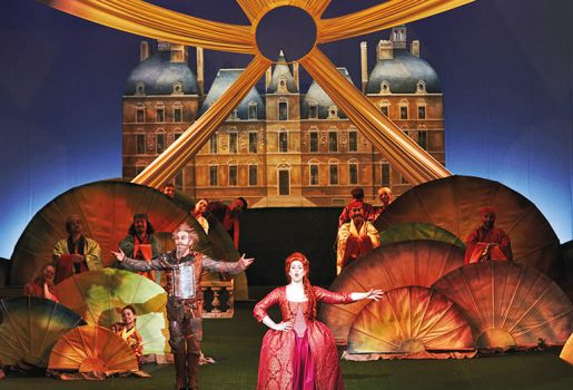 Boismortier : Don Quichotte chez la Duchesse