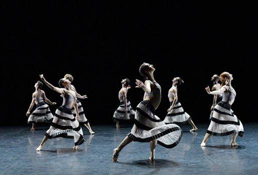 Ballet Preljocaj : Gravité