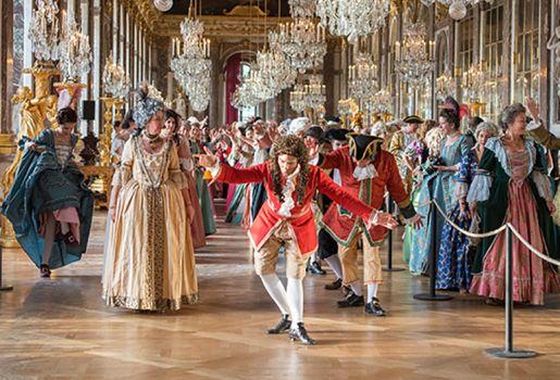 Fêtes Galantes : Billet Ducs et Duchesses