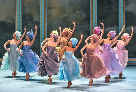 Malandain Ballet Biarritz : Marie-Antoinette | 31 décembre 2020