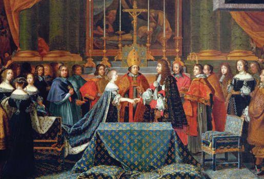 Les Noces Royales de Louis XIV