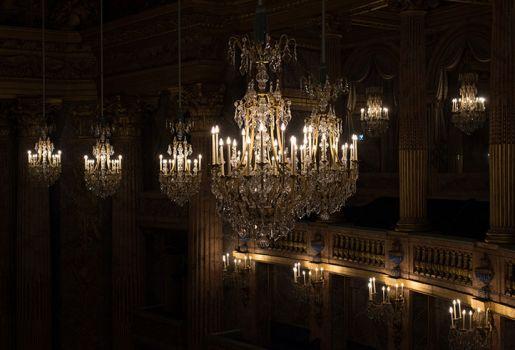 Corigliano : Les Fantômes de Versailles