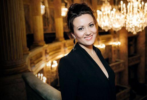 Julie Fuchs : Récital Rossini - Donizetti