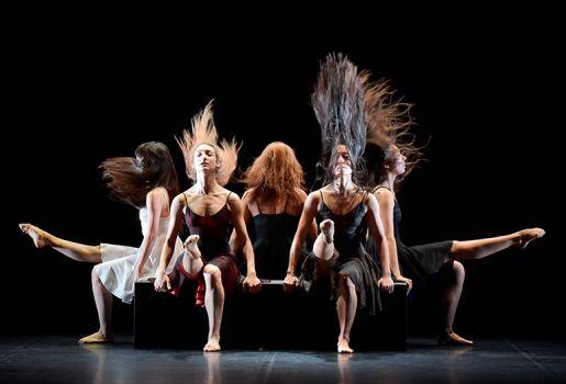 Ballet Preljocaj : La Fresque