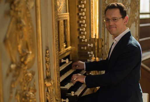 Jean-Baptiste Robin : Récital d'orgue