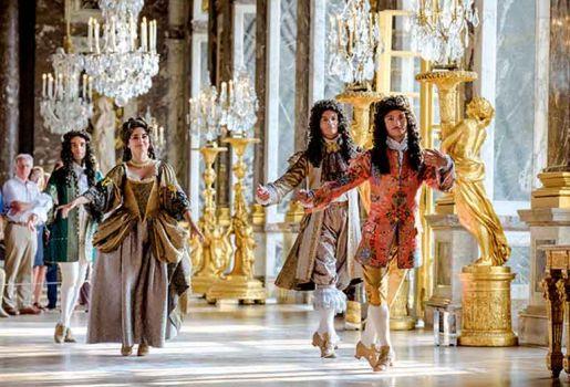 La Sérénade Royale de la Galerie des Glaces