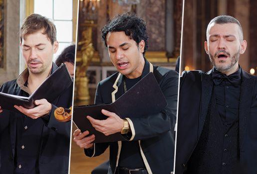 Les 3 Contre-Ténors et le Concours de Virtuosité des Castrats