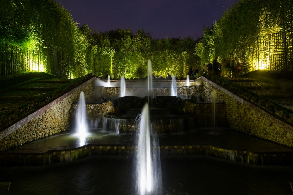 Les Grandes Eaux Nocturnes - Château de Versailles Spectacles