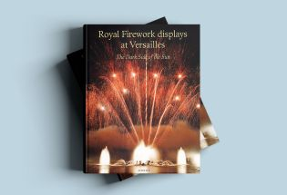 royal firework displays at versailles / the dark side of the sun