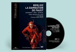 n°10 |  dvd - berlioz - la damnation de faust