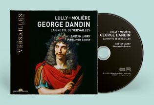 n°27 | cd - george dandin et la grotte de versailles