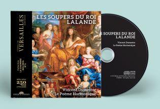 cd - les soupers du roi vente avant-premiere exclusive