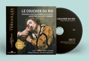 n°29 | cd + dvd - le coucher du roi