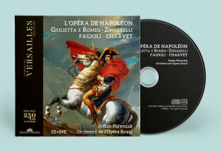 n°44 | cd + dvd - giulietta e romeo - zingarelli | pré-commandes