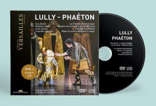 n°15 | double cd + dvd - lully - phaéton