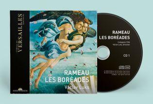 n°26 | triple cd - les boréades