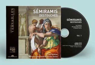 n°38 | double cd - sémiramis -  destouches | ventes avant-premières exclusives