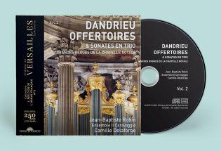 cd - offertoires & sonates en trio - vente avant-premiere exclusive
