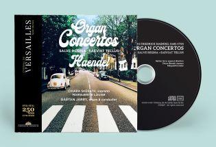 cd - organ concertos - vente avant-premiere exclusive