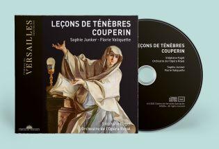 n°34   cd - couperin - leçons de ténèbres