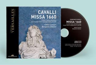 cd - cavalli - missa 1660