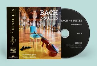 n°40 | double cd - bach 6 suites