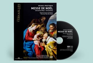dvd - praetorius - messe de noël