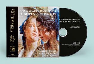 n°43 | cd - suite à deux violes esgales | ventes avant premières exclusives