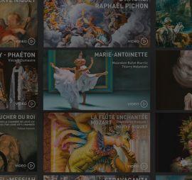 L'Opéra de Versailles, chez vous, en Streaming !